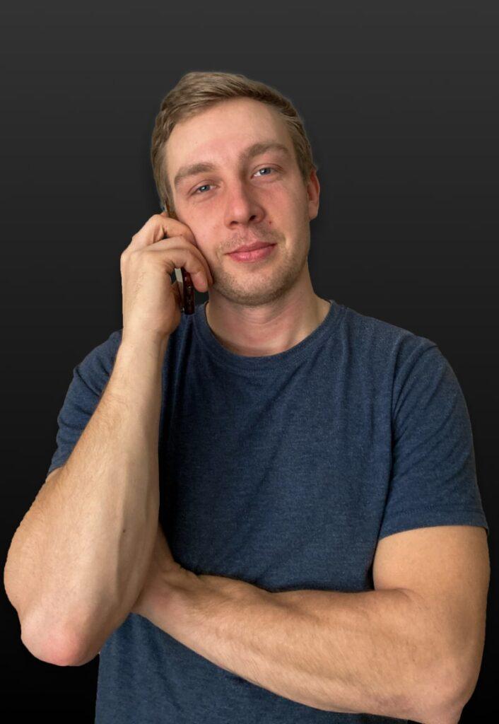 Lukas Huml - jednatel firmy